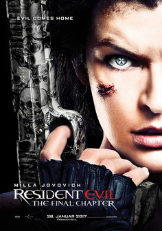 Resident Evil 6: The Final Chapter Stream